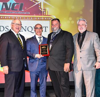 All Pro Plumbing, Heating, Air & Electrical Wins Training Excellence Award