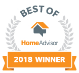 HomeAdvisor Best of 2018